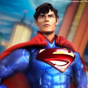 Super Alloy 1/6th Scale DC New 52 Superman Diecast Figure