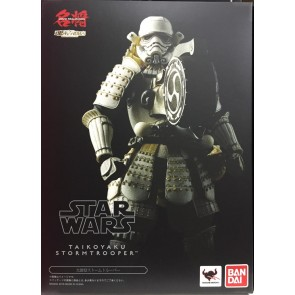Bandai Meisho Movie Realization Star Wars Taikoyaku Stormtrooper Figure