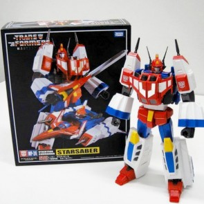 Takara Tomy Transformers Masterpiece MP-24 Star Saber