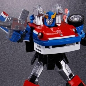 Takaratomy Transformers Masterpiece MP-19 Smokescreen