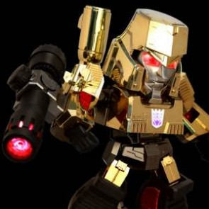 Kidslogic Mecha Nations MN003G Transformers G1 Megatron (Gold Exclusive Edition)
