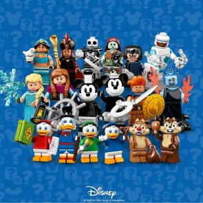 Lego Minifigures 71024 Disney Series 2 (Box of 60pcs)