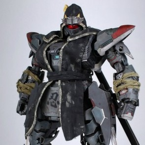 ThreeZero x Bandai Full Metal Ghost Shadow Blade Figure