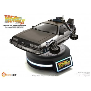 Kidslogic 1/20 Floating DeLorean Time Machine (Back To The Future Part II)