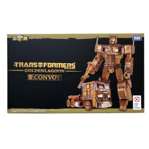 Takaratomy Transformers Masterpiece MP-10 Golden Lagoon Convoy