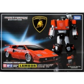 Takaratomy Transformers Masterpiece MP-12 Lambor (Sideswipe)