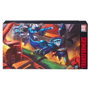 Hasbro Transformers Generations Titans Return Titan Force Set (Convention Edition)