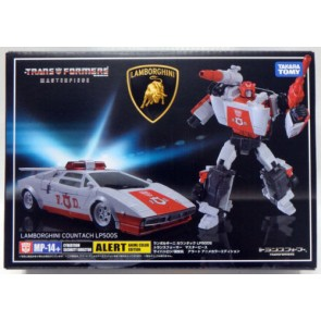 Takaratomy Transformers Masterpiece MP-14+ Red Alert (Special Anime Color)