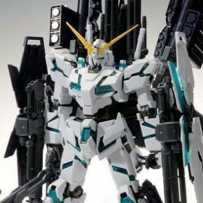 "Bandai MG Gundam Unicorn RX-0 Full Armour Unicorn Gundam ""Ver. Ka"""