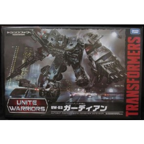 Takara Tomy Transformers UW-03 Defensor