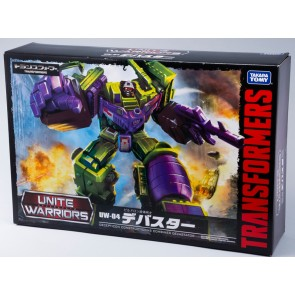 Takaratomy Transformers UW-04 Devastator