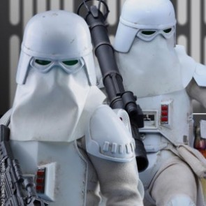 Hot Toys 1/6th Scale VGM25 Star Wars Battlefront Snowtroopers Collectible Figures Set