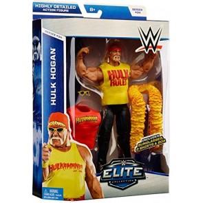 WWE Elite Series 34 Hulk Hogan Action Figure