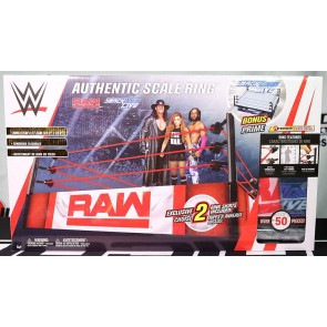 WWE Elite Scale Wrestling Ring (2019 Version)