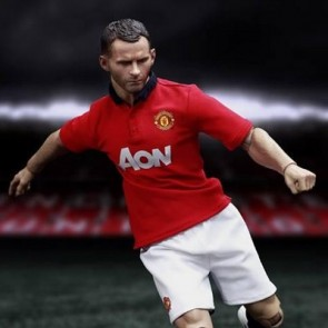 ZCWO 1/6th Scale Manchester United Ryan Giggs Collectible Figure