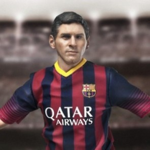 ZCWO 1/6th Scale Barcelona Lionel Messi Collectible Figure