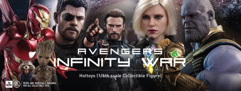 Hot Toys Avengers Infinity War Collectible Figures