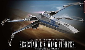 Bandai Star Wars Model Kits