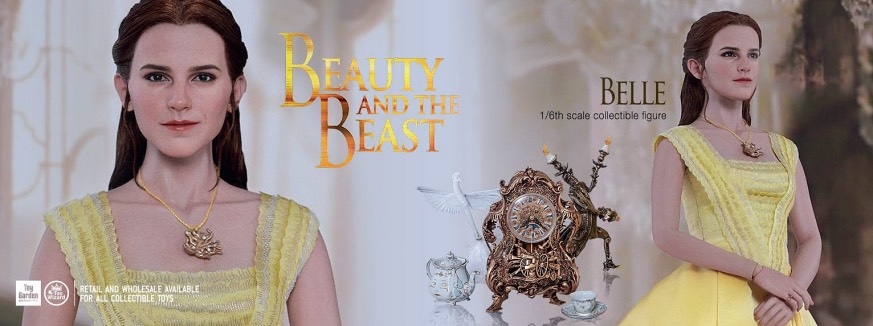 Beauty and The Beast BELLE Hot Toys