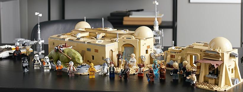 Star Wars Cantina Set LEGO 75290