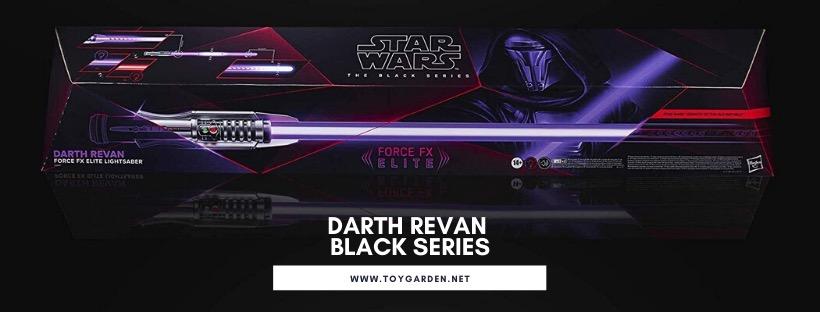 Hasbro Black Series Force FX Lightsaber